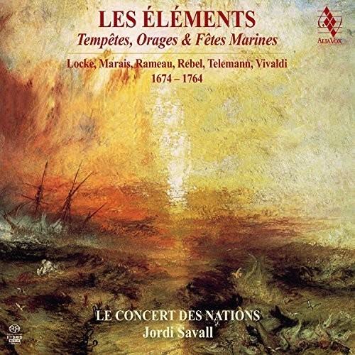 Les Elements - Tempetes Orages & Fetes Marines