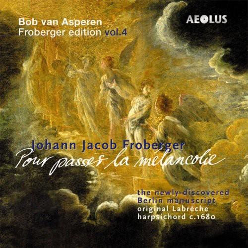 Bob van Asperen Froberger Edition: Pour passer