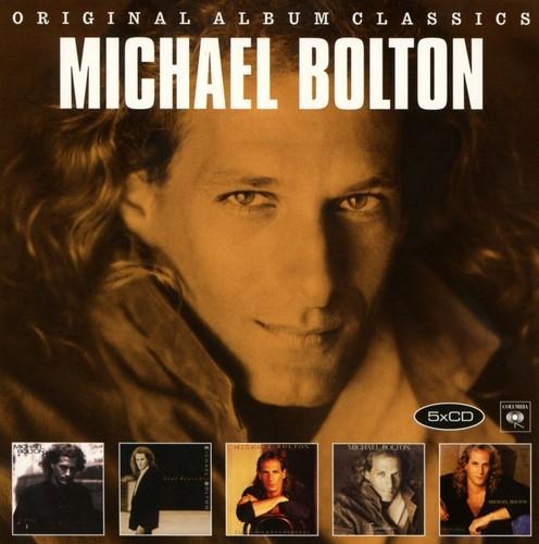 Michael Bolton-Original Album Classics