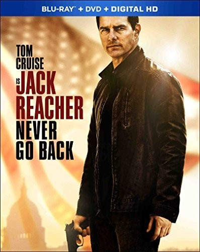 Jack Reacher: Never Go Back [Blu-ray/DVD]