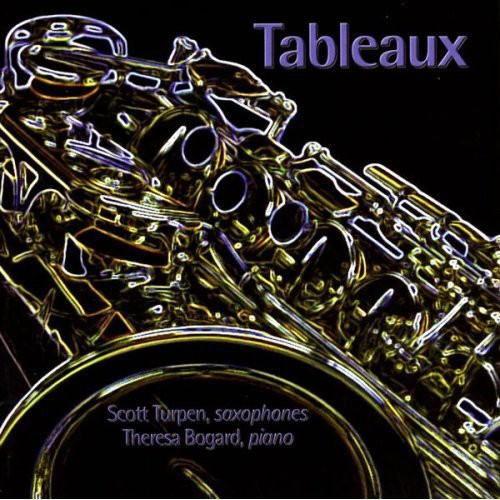 Tableaux Music for Saxophones