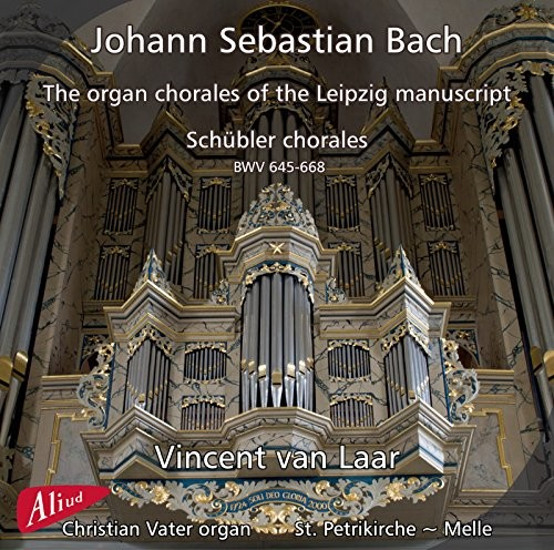 Organ Chorales of the Leipzig Manuscript