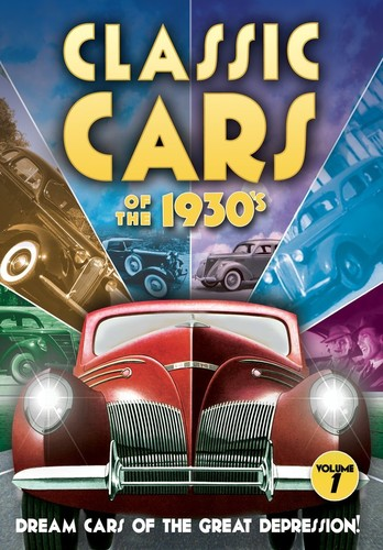 Classic Cars of the 1930s