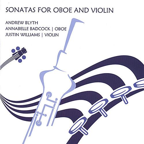 Sonatas for Oboe & Violin