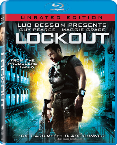 Lockout [Blu-ray] [Unrated] [UltraViolet]