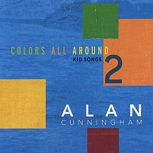 Colors All Around Kid Songs 2