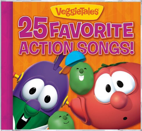 25 Favorite Action Songs