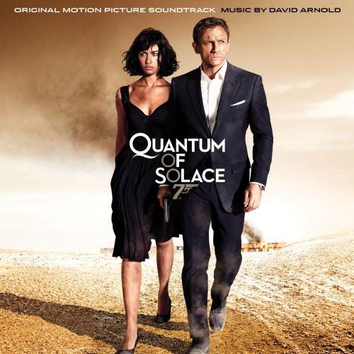 Various Artists-Quantum of Solace (Original Soundtrack)