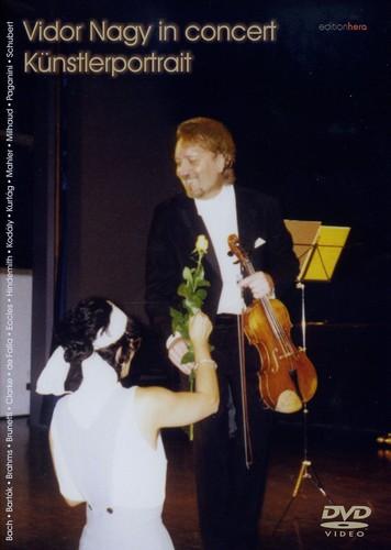 Vidor Nagy in Concert