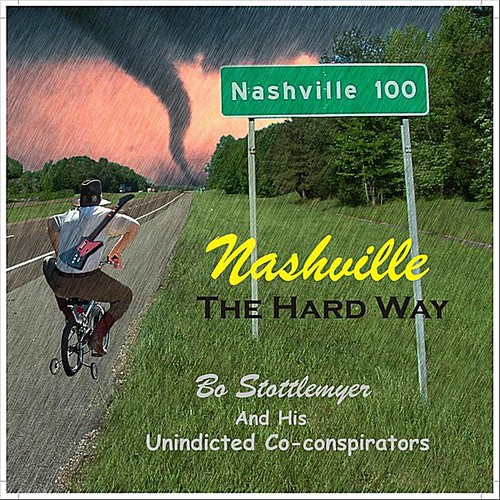 Nashville-The Hard Way /  Various