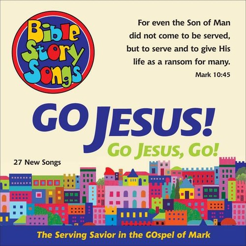 Go Jesus Go! the Serving Savior in the Gospel of M