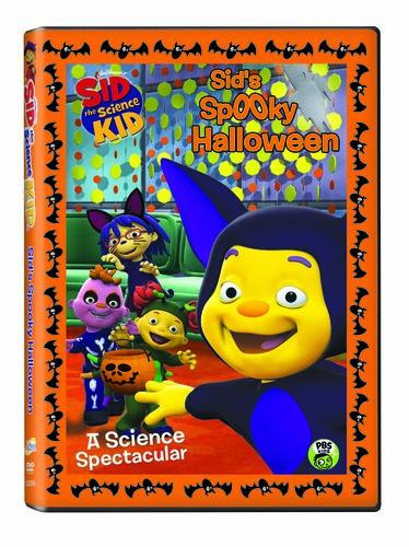 Sid the Science Kid: Sid's Spooky Halloween
