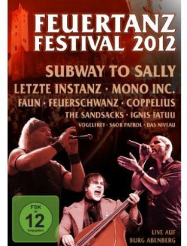 Feuertanz Festival 2012 /  Various [Import]