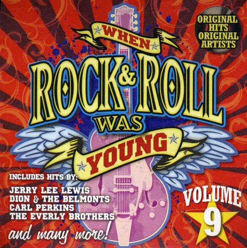 When Rock & Roll Was Young 9 /  Various
