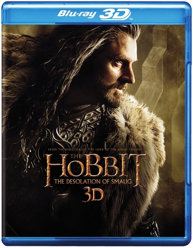 Hobbit: The Desolation of Smaug [UltraViolet] [3D/2D] [Blu-ray/DVD]