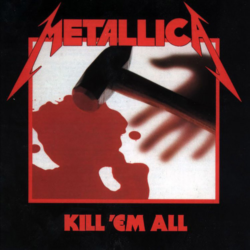 Metallica-Kill Em All