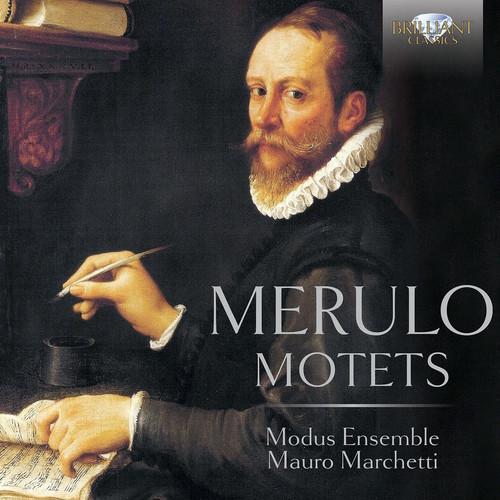 Claudio Merulo: Motets