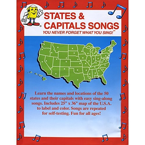 States And Capitals Songs
