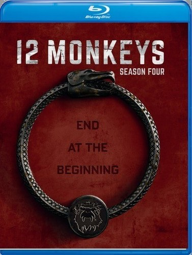 12 Monkeys: Season Four