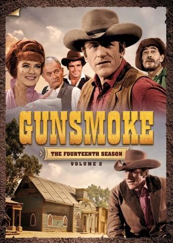 Gunsmoke: The Fourteenth Season Volume 2