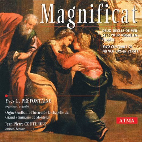 Magnificat: French Baroque Organ Music