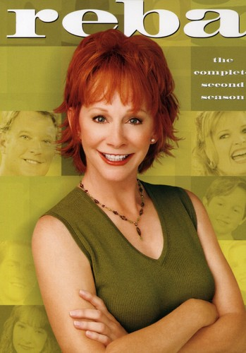 Reba: The Complete Second Season