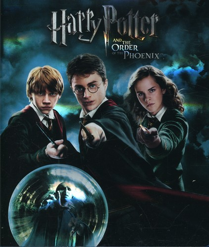Harry Potter And The Order Of The Phoenix [WS]