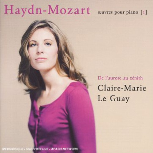 Mozart: Pno Son 4 & 17 /  Haydn: Pno Son 11 & 59