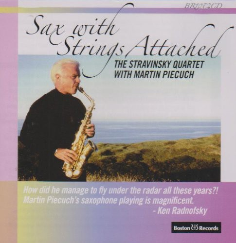 Sax with Strings Attached
