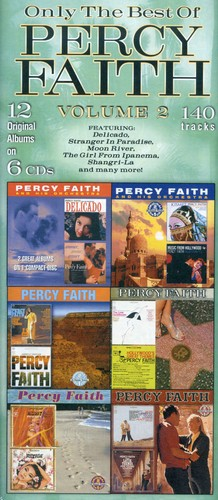 Only the Best of Percy Faith 2