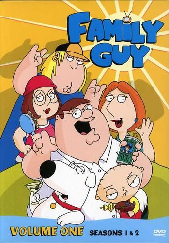 Family Guy Volume 1: Seasons 1 & 2