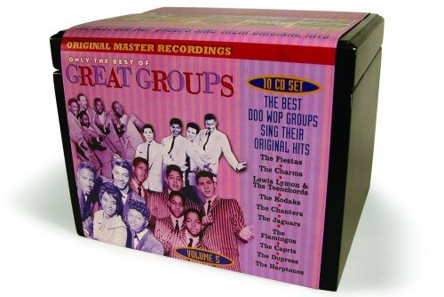 Only the Best of the Great Groups 5 /  Various
