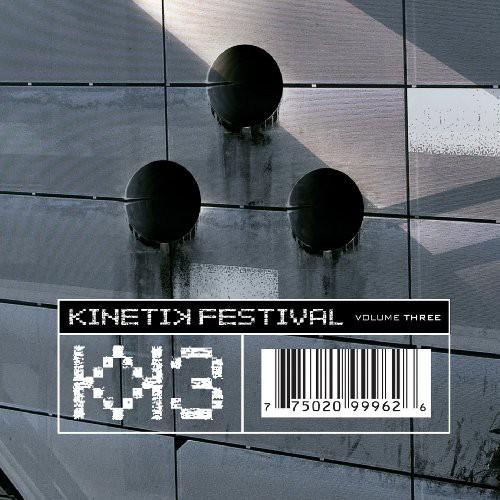 Kinetik Festival, Vol. 3