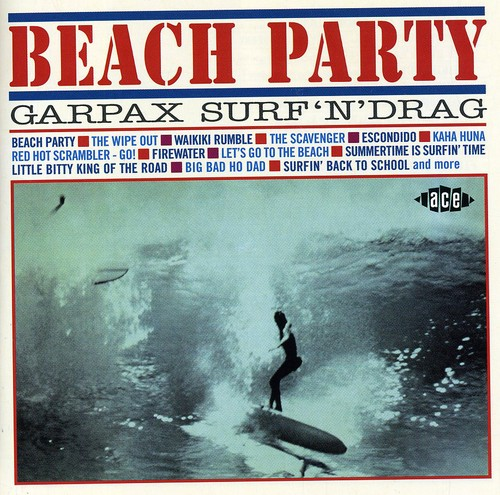 Beach Party: Garpax Surf 'N' Drag [Import]