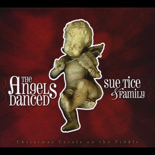 Angels Danced- Christmas Carols on the Fiddle