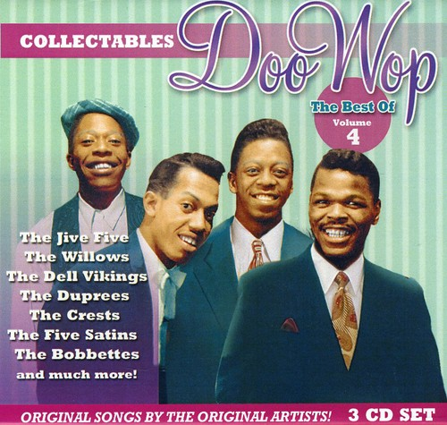 Collectables Doo Wop 4 /  Various