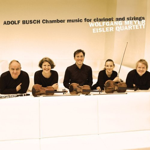 Chamber Music for Clarinet & Strings