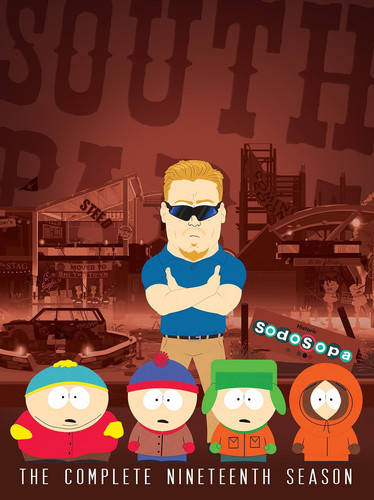 South Park: The Complete Nineteenth Season