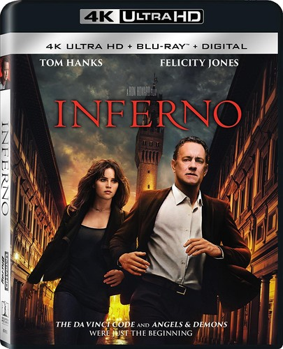 Inferno [4K Ultra HD Blu-ray/Blu-ray]