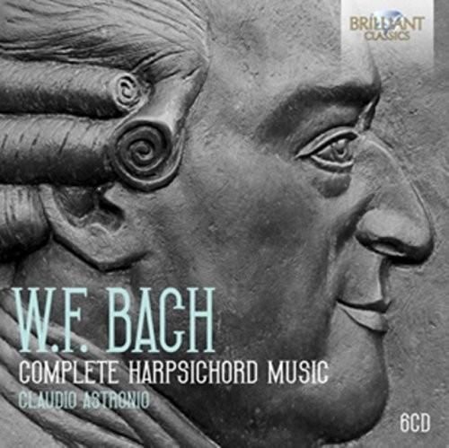 Complete Harpsichord Music