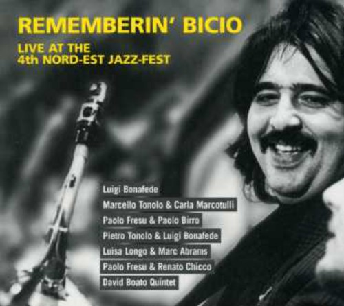 Rememberin Bicio: Live [Import]
