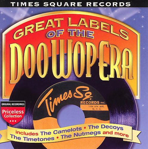 Great Labels Of Doo Wop: Times Square