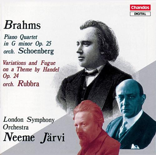Neeme Järvi-Piano Quartet