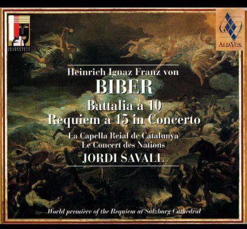 Requiem a 15 in Concerto /  Battalia a 10