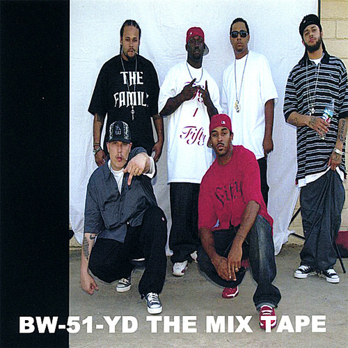 Bw-51-Yd The Mix Tape