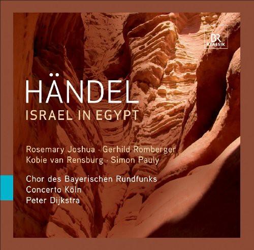 Israel in Egypt: Oratorio in Three Parts