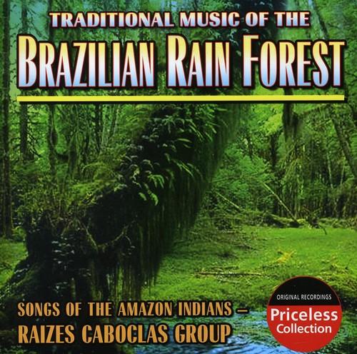 Brazilian Rain Forest: Songs of the Amazon Indians