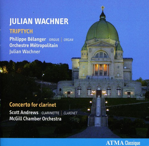 Triptych /  Concerto for Clarinet
