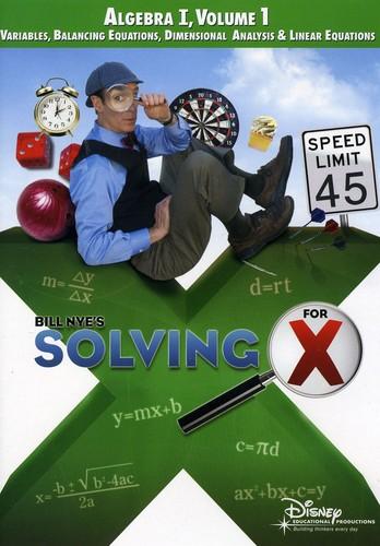 Solving for X: Algebra I V.1