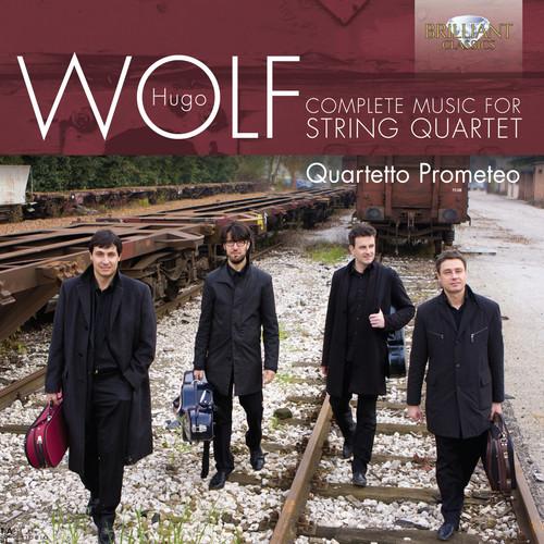 Complete Music for String Quartet